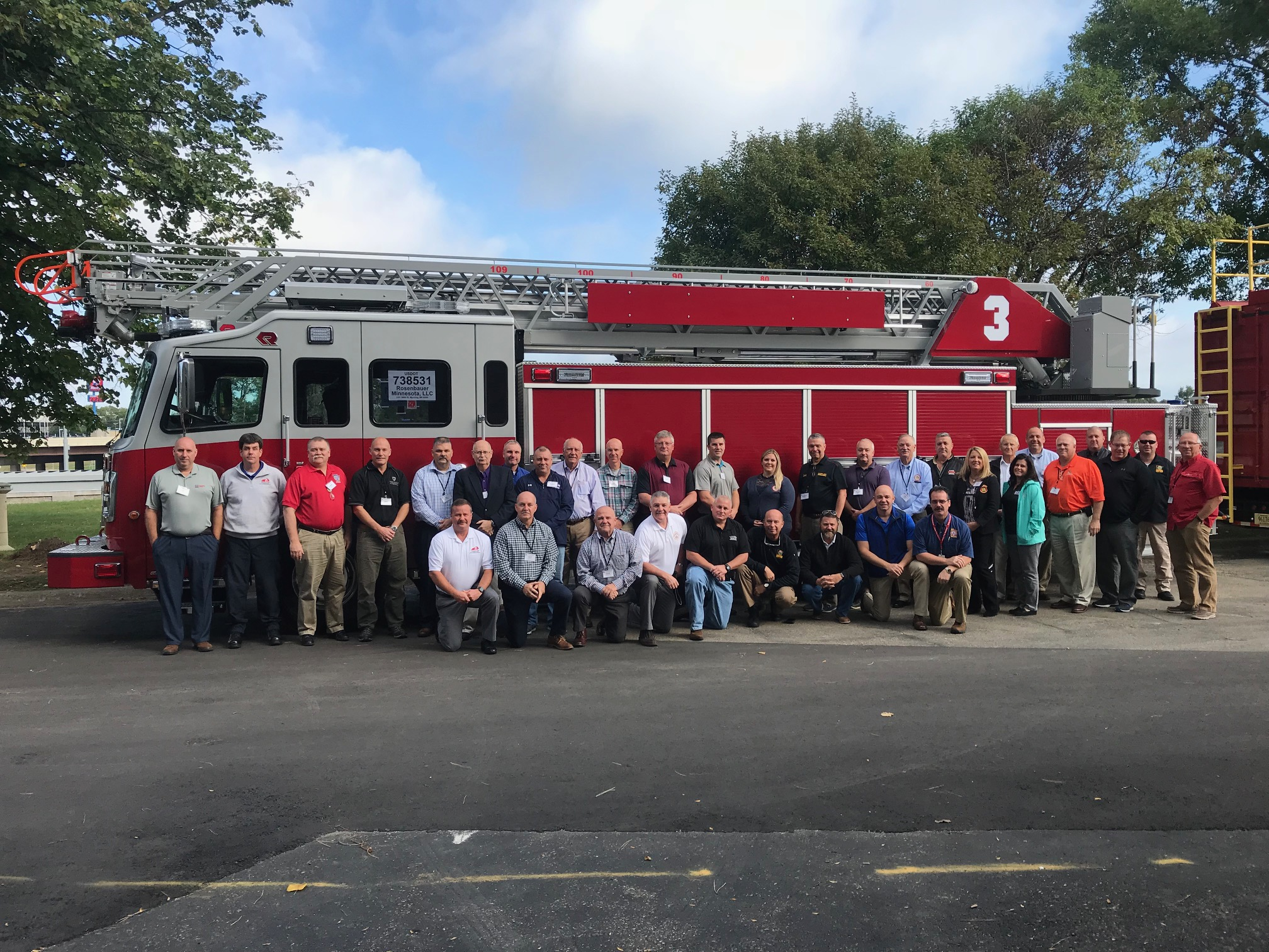 North American Fire Training Directors